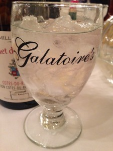 The Candi Dish favorite restaurant is GALATOIRE'S