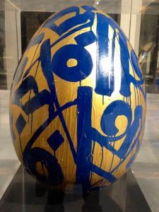 """""""RETNA Egg"""" RETNA's Egg #egg52"""