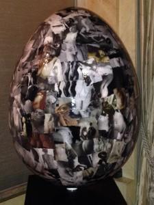 """""""Farber Egg"""" Robert Farber's Egg #egg214"""