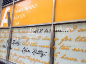 Anne Frank Center, Downtown
