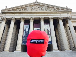 RestoPresto at the National Archives Building