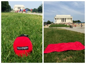 national mall red RP