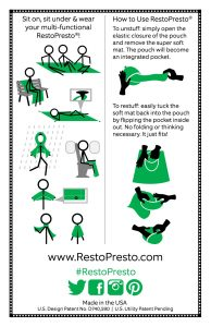 Here is how the multi-functional RestoPresto works!